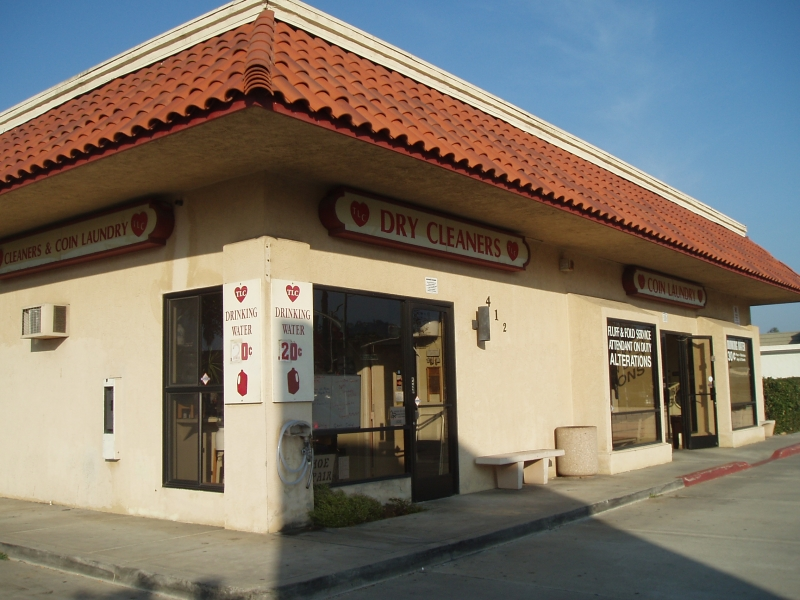 TLC Cleaners and Coin Laundry in El Cajon