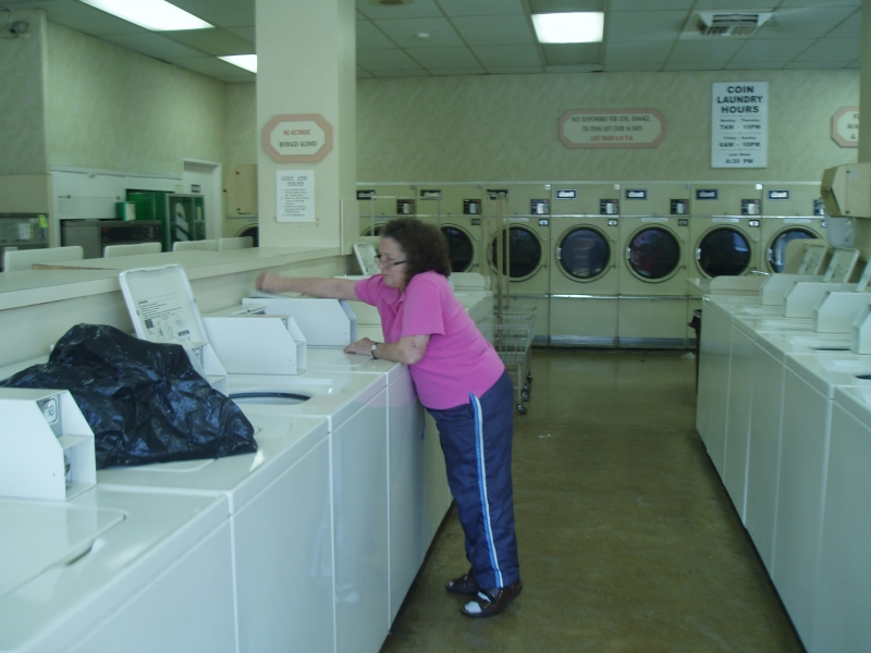 Self Service Washers in El Cajon
